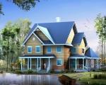 龙德轻钢房屋3别墅