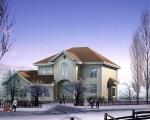 龙德轻钢房屋4别墅