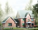 龙德轻钢房屋7别墅