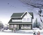 金裕轻钢房屋9别墅