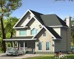 金裕轻钢房屋10别墅