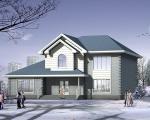 龙德轻钢房屋11别墅