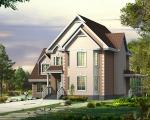 金裕轻钢房屋15别墅