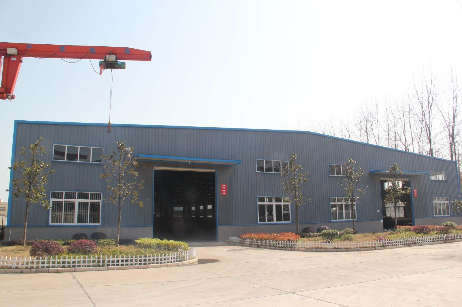 荆州市龙德七星彩近100期开奖结果股份有限公司钢构加工车间